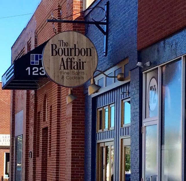 The Bourbon Affair Findlay Streetview