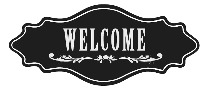 The Bourbon Affair Welcome Label