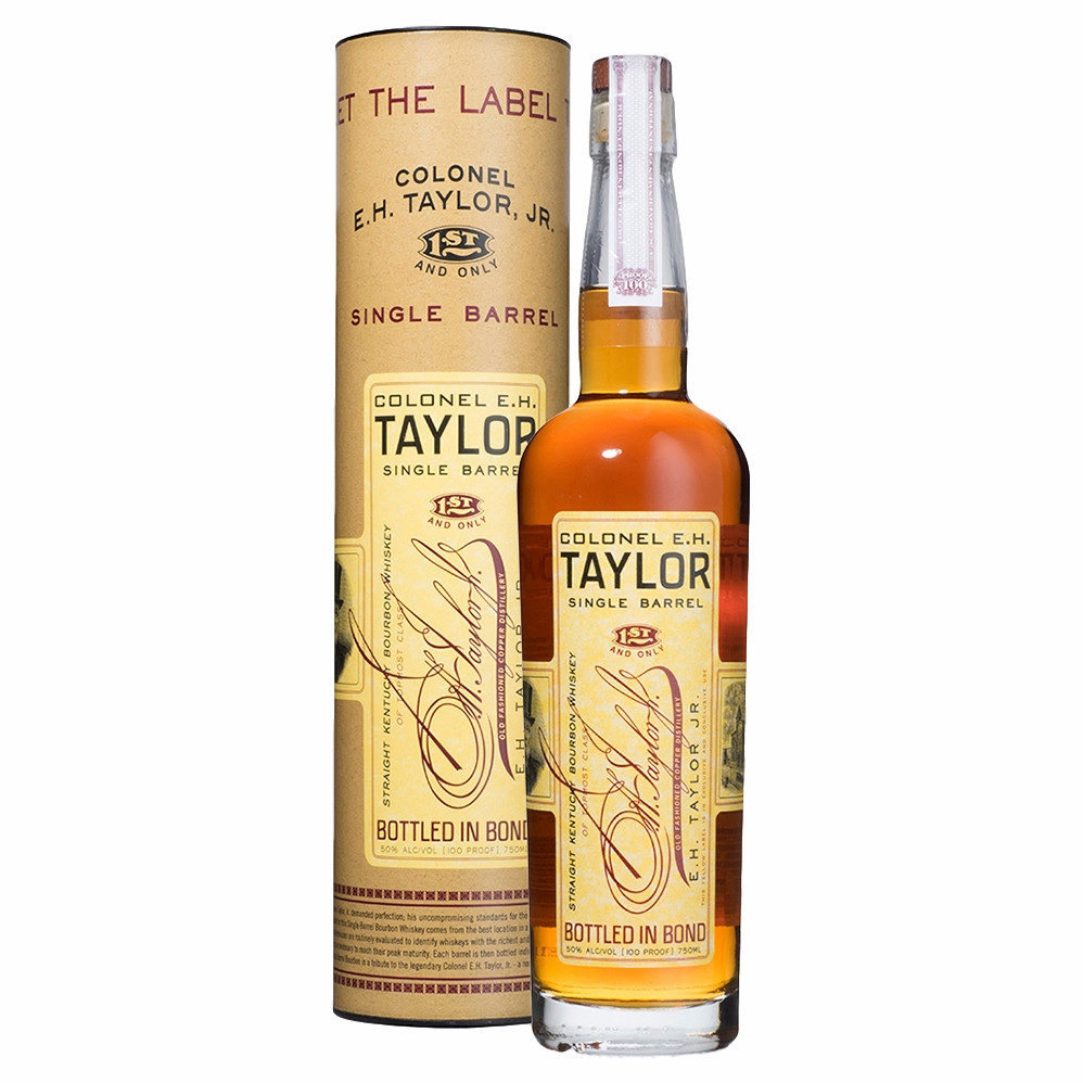 EH Taylor Seasoned Wood